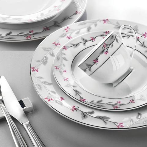 schafer 86 parca yemek takimi Schafer Yemek Takımı Modelleri 18