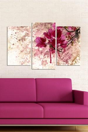 2012 dekoratif ahsap tablolar 3 Parçalı Ahşap Tablo Modelleri 3
