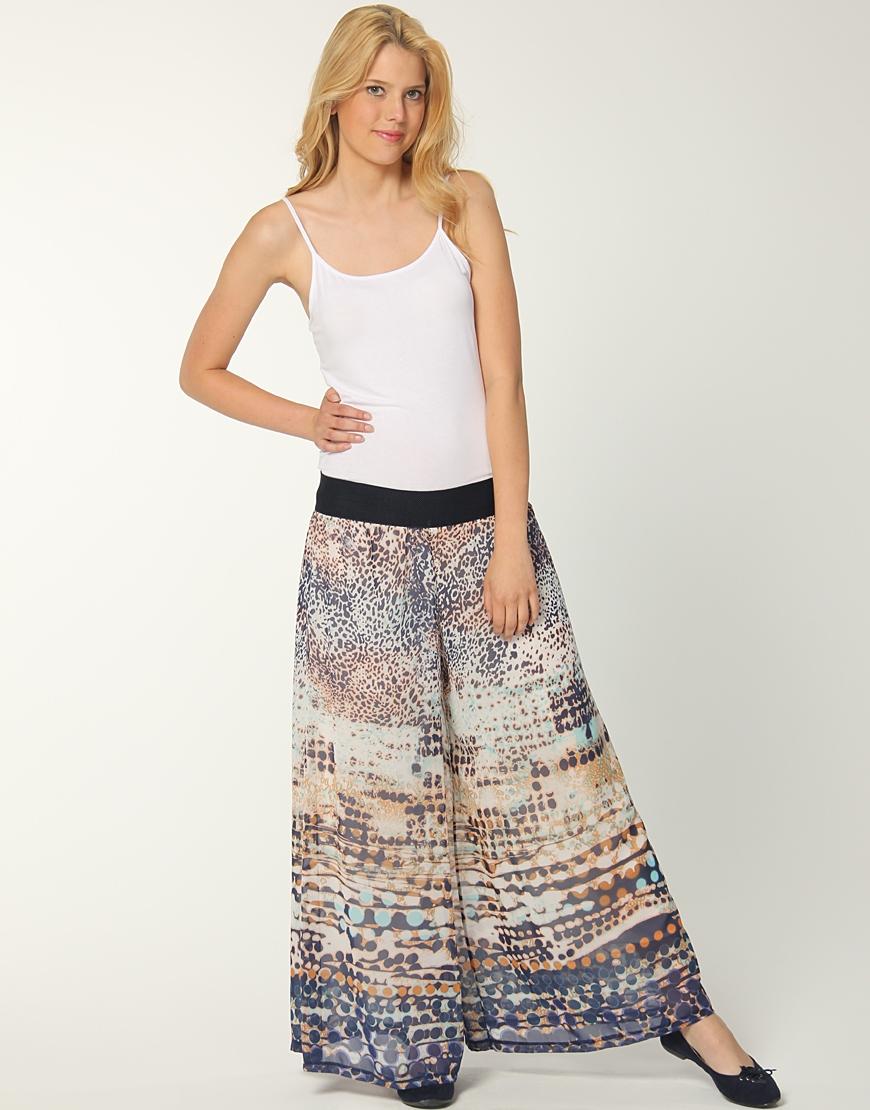 2012 genis etek pantolon modelleri Yeni Trend Farklı Bayan Pantolonları 4