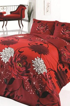 acelya kirmizi tek kisilik modern uyku setleri En Güzel Tek Kişilik Uyku Seti Örnekleri 24
