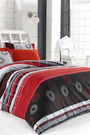 kirmizi siyah uyku seti ornekleri En Güzel Tek Kişilik Uyku Seti Örnekleri 10