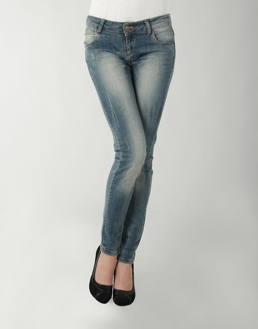 yeni sezon dar paca bayan kot pantolon modelleri Yeni Trend Farklı Bayan Pantolonları 18