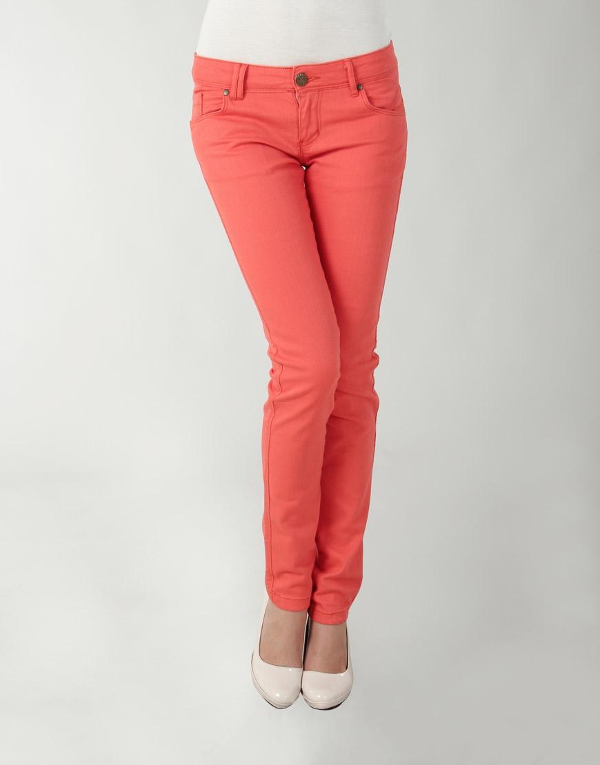 yeni sezon en guzel dar paca pantolonlar Yeni Trend Farklı Bayan Pantolonları 19