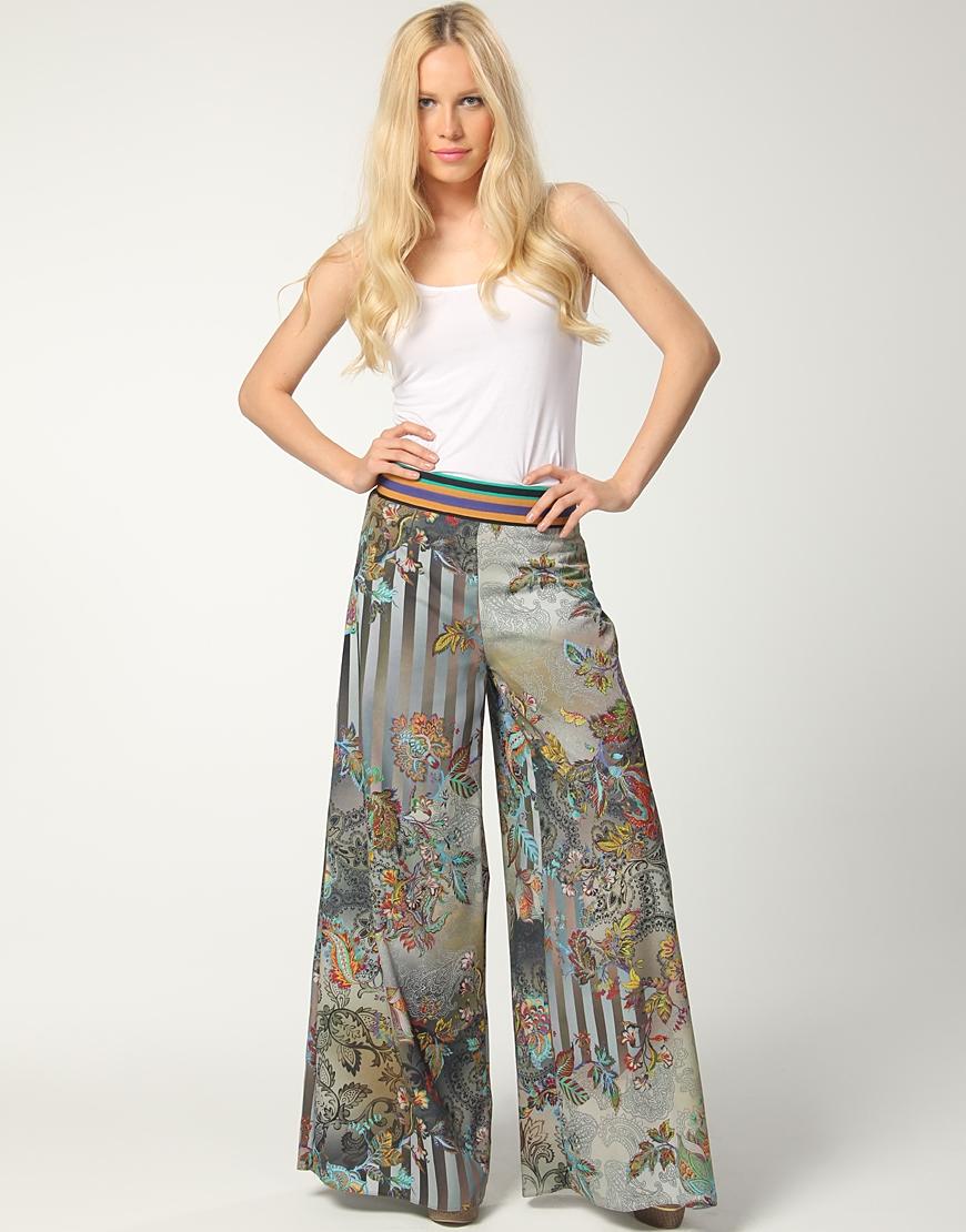 yeni trend modern sik pantolon ornekleri Yeni Trend Farklı Bayan Pantolonları 20