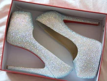 tasli yuksek platform topuklu ayakkabi cesitleri Yeni Trend Farklı Yüksek Topuklu Ayakkabı Trendleri 13