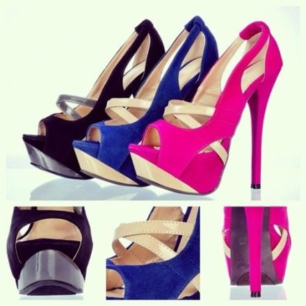 yeni sezon farkli ayakkabi modelleri Yeni Trend Farklı Yüksek Topuklu Ayakkabı Trendleri 15