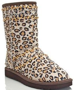yeni sezon leopar desenli ugg cesitleri Trend Farklı Ugg Modelleri 23