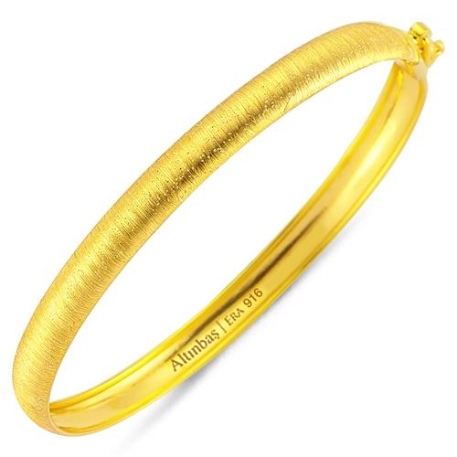 14 ayar sari altin bilezikler Altınbaş Altın Bilezik Modelleri 31