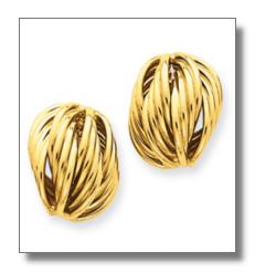 2013 yeni sezon altin kupe ornekleri Trend Altın Küpe Çeşitleri 24