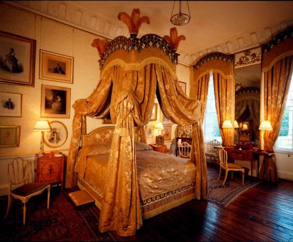 lux klasik yatak odasi takimi modelleri Yeni Sezon Lüx Yatak Odası Takımı Modelleri 9
