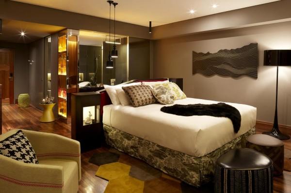 ok sik bej rengi yatak odasi ornekleri Yeni Sezon Lüx Yatak Odası Takımı Modelleri 5