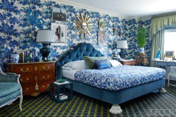 yeni sezon mavi yatak odasi takimlari Yeni Sezon Lüx Yatak Odası Takımı Modelleri 13