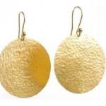 2013 sarı altın küpe modelleri