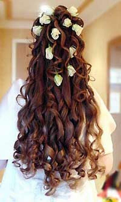 gelin saci uzun Uzun Saç Modelleri 5