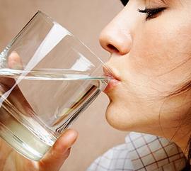 su ve diyet