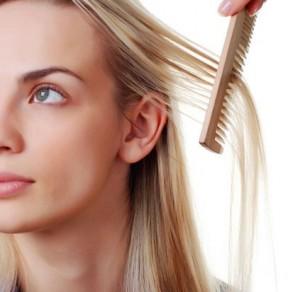 yıpranmış saç