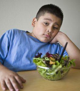 Ergenlik döneminde diyet
