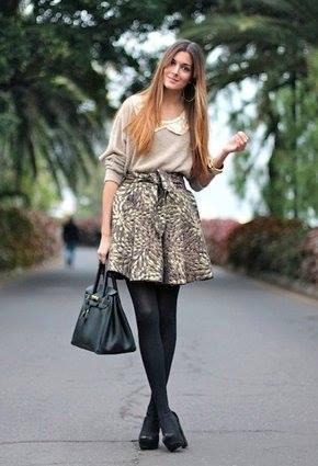 sokak modasi kabarik etek Yeni Sezon Sokak Modası 16