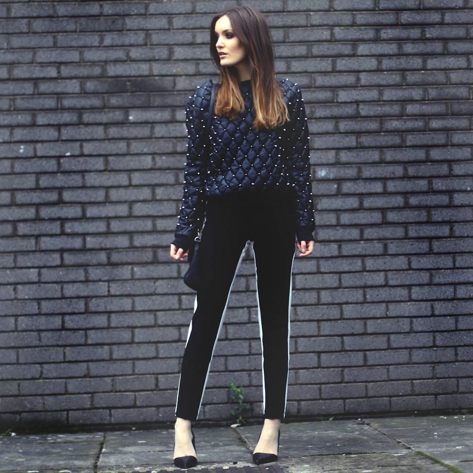 sokak modasi siyah Yeni Sezon Sokak Modası 18