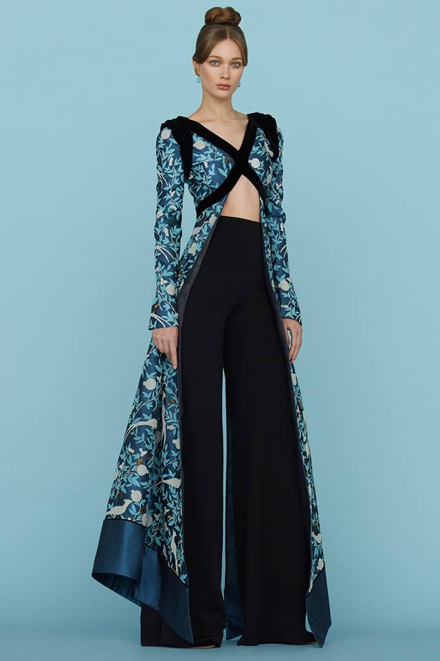 Bol Paça ispanyol Pantolon Modeli