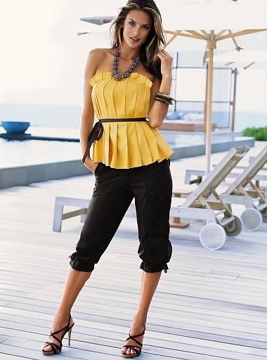 kapri8 Farklı İmaj Pantolon Modelleri Ve Giyme Kuralları 8