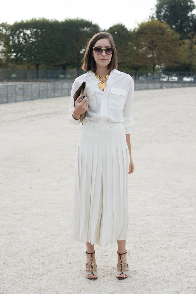 PFW SS2014: Street Style Day 3