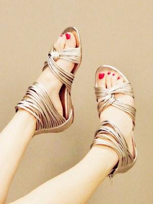 renkli sandalet modelleri1 Yaz Sezonu Sandalet Modelleri 18