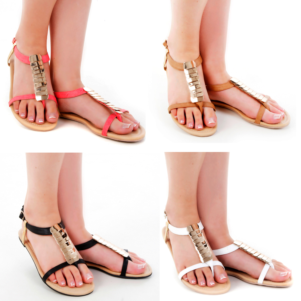 renkli sandalet tarzlari1 Yaz Sezonu Sandalet Modelleri 19