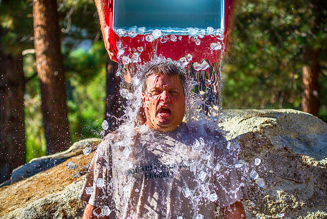 ALS- Buzlu Su Mücadelesi