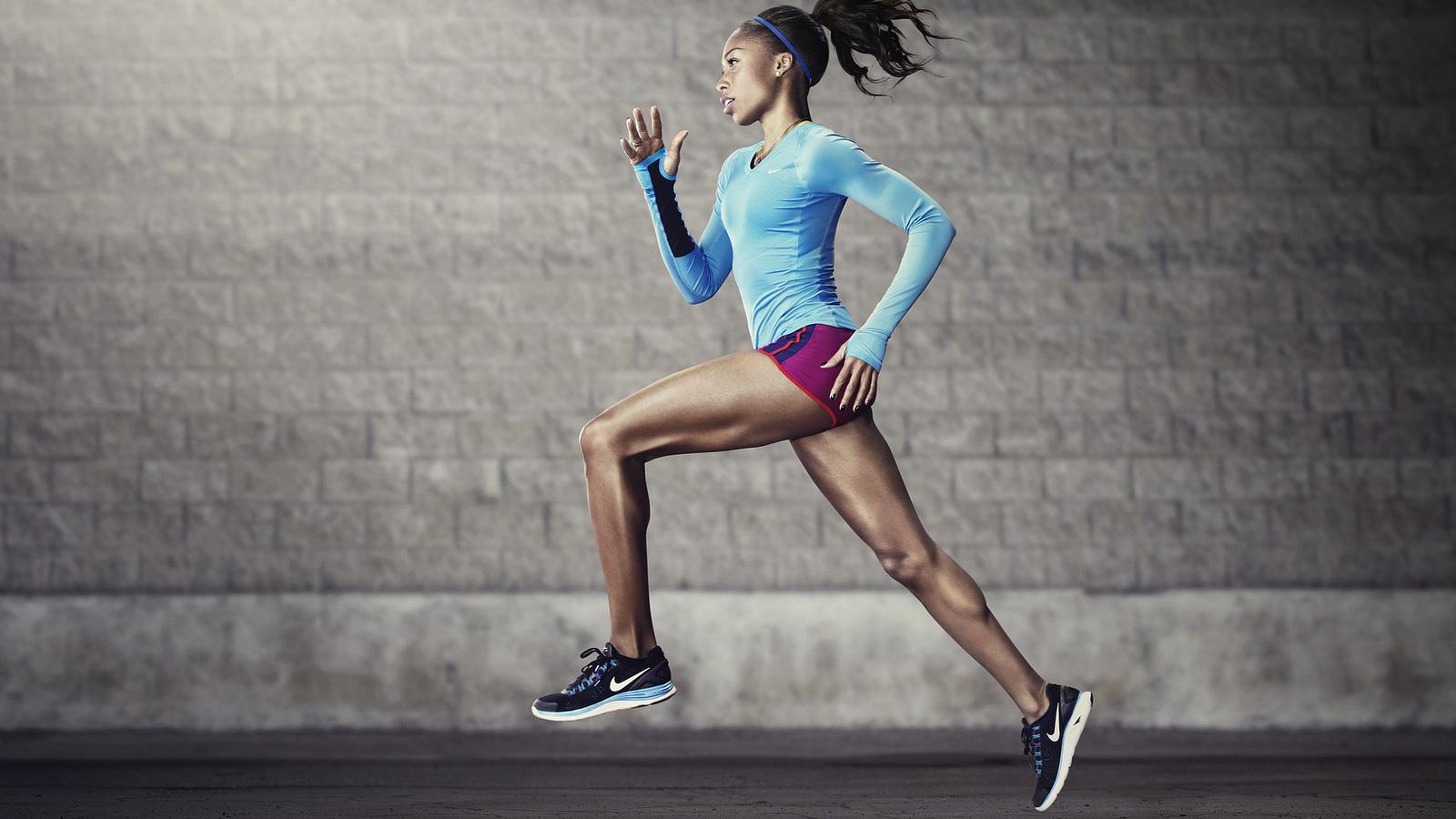 Koşu Sporcu