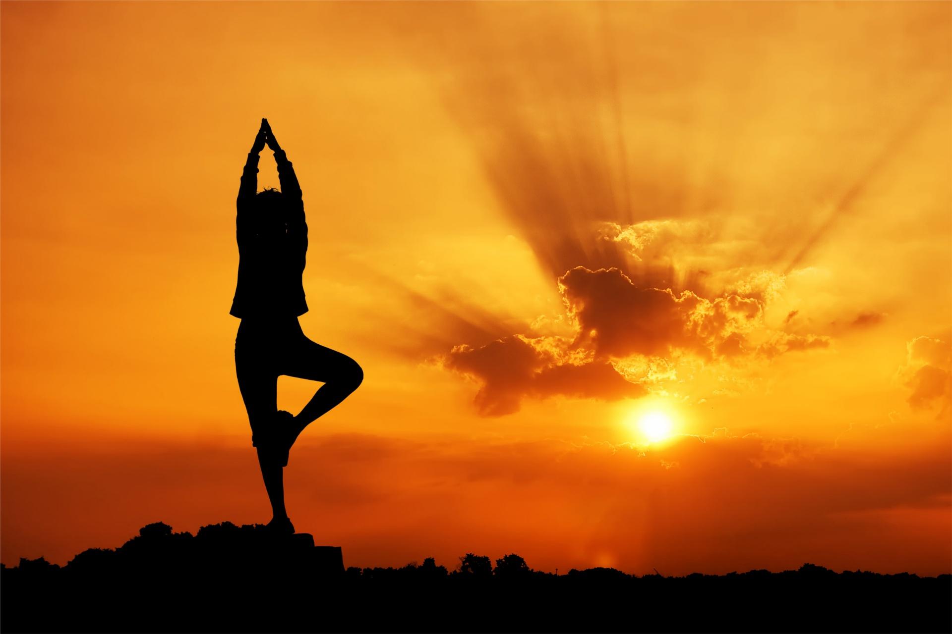 Yoga Enerjisi İle Rahatlayın