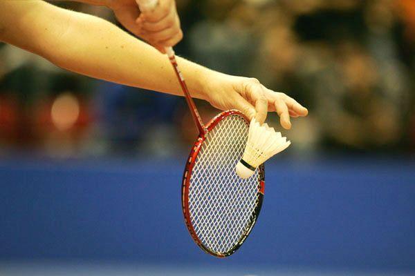 Badminton Servis Atma