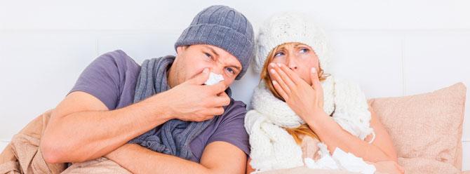 Grip İle Soğuk Algınlığı Arasındaki Farklar Nelerdir?