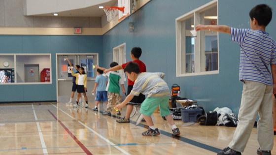 Badminton Çocuk