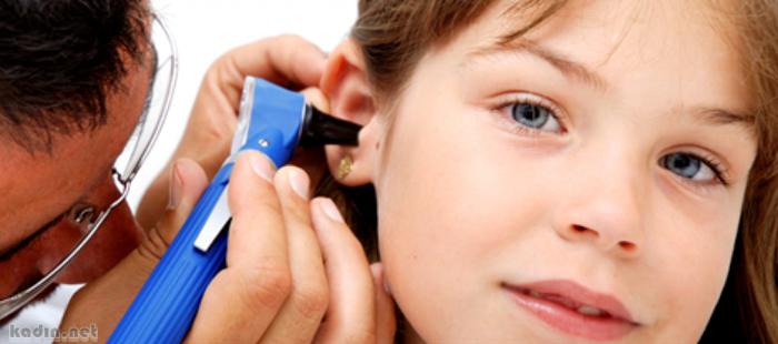 Kulak İltihabı (1)