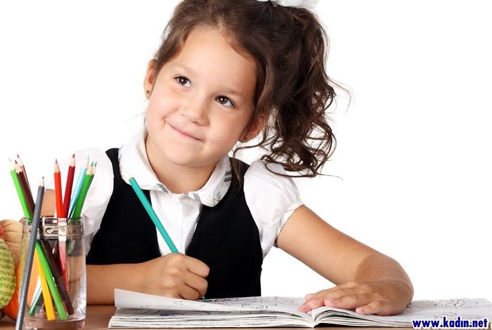 Çocuğun Verimli Ders Çalışması İçin Yapılacaklar Nelerdir