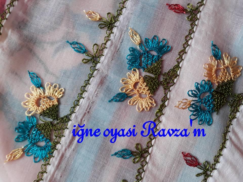 18664156 811775742313427 1183567746203727270 n İğne Oyası Ravzam' dan Modeller.. 11