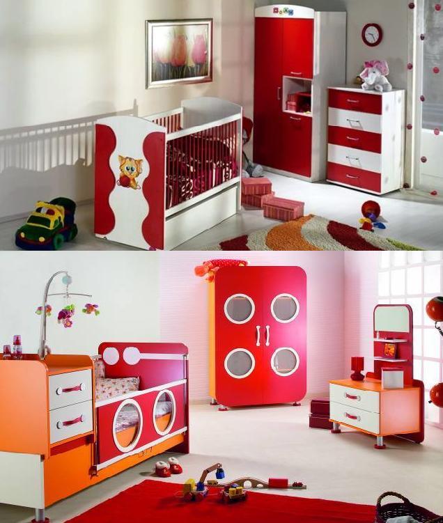 2183 Mondi Bebek Odaları Modelleri 3