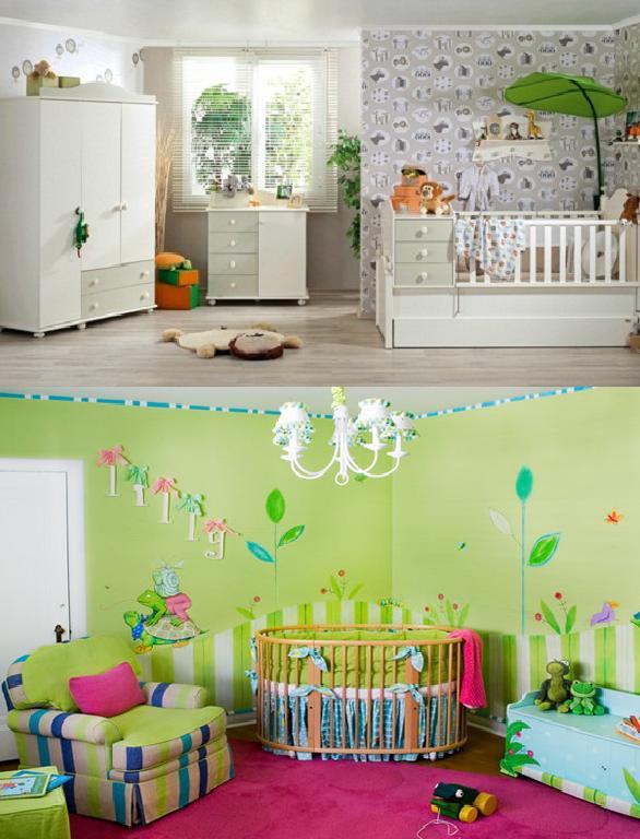 2184 Mondi Bebek Odaları Modelleri 4