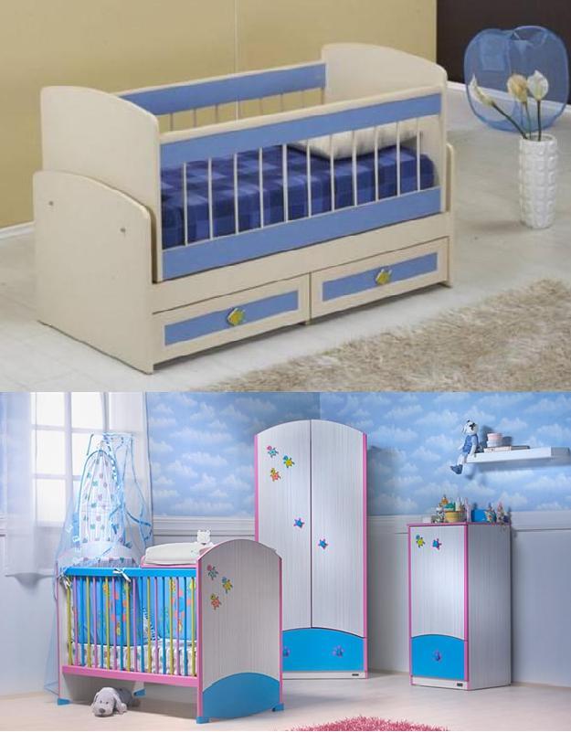 2185 Mondi Bebek Odaları Modelleri 5