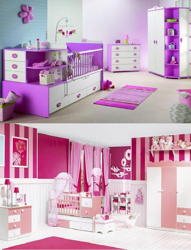2188 Mondi Bebek Odaları Modelleri 8