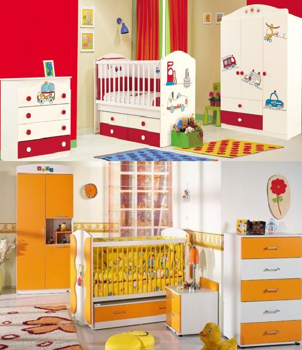 2189 Mondi Bebek Odaları Modelleri 9
