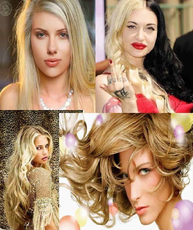 2636 Sarı Saçlardaki Gizem ve Güzellikler 3