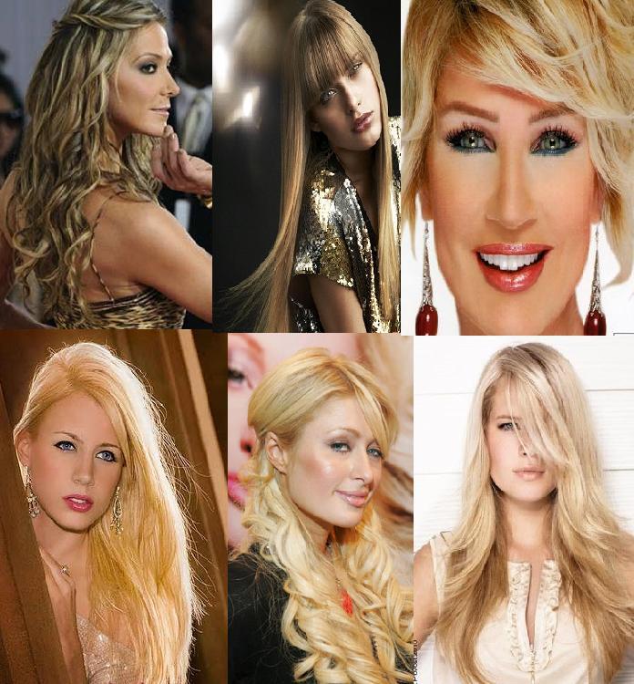 2637 Sarı Saçlardaki Gizem ve Güzellikler 1
