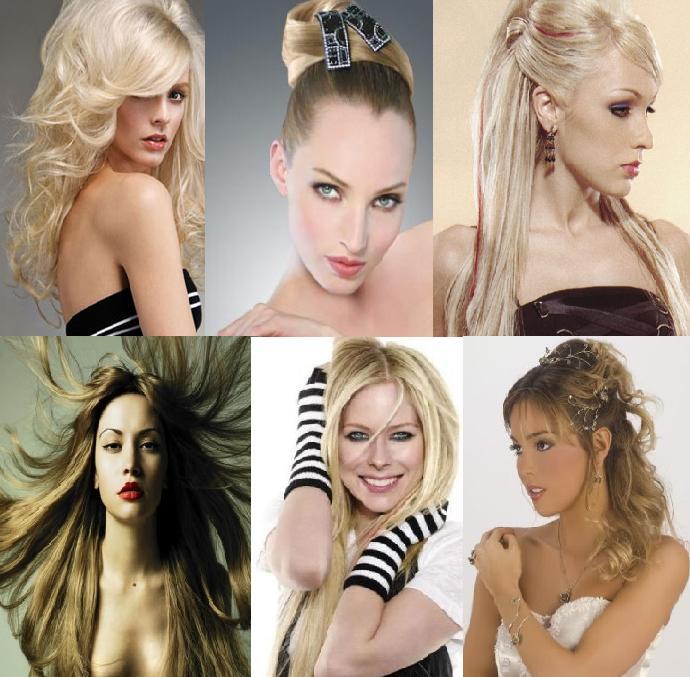 2640 Sarı Saçlardaki Gizem ve Güzellikler 4