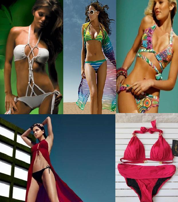 3456 Yeni Model Bikini ve Mayokiniler 9