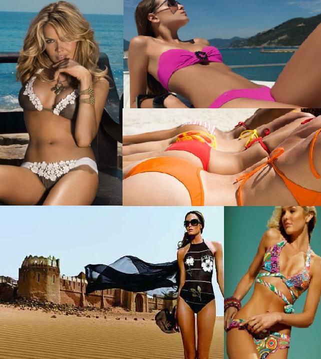 3457 Yeni Model Bikini ve Mayokiniler 5