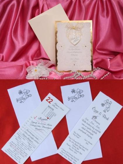 5728 Düğün Davetiyesi Modelleri 7