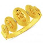 22 ayar sarı altın bilezik örnekleri