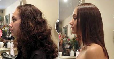 saç düzleştirme, saç fönleri